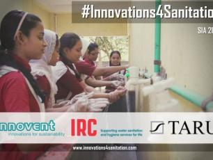 Sanitation accelerator India