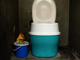 Clean Team container-based sanitation
