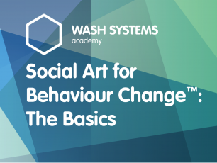 Social art for behaviour change