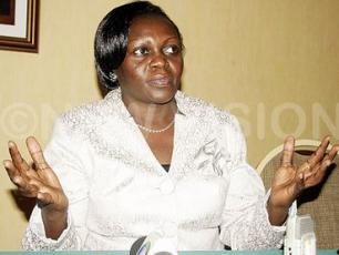 State Minister of Primary Health, Sarah Opendi. PHOTO/ Esther Namirimu
