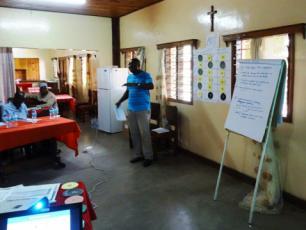 Tanzania TAF workshop - SKAT