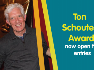 Ton Schouten Award Announcement