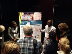 Poster presentation Ghana service monitoring