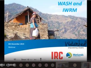 watershed webinar