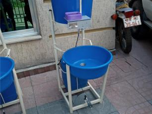 USAID Transform WASH is supporting local  manufacturing and distribution of hand washing stations