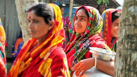 Bangladesh, IRC