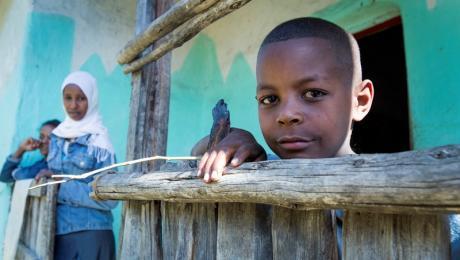 Ethiopia, Petterik Wiggers, Panos Pictures