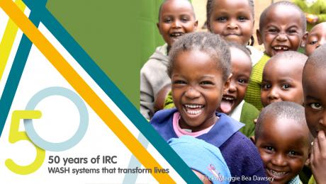 IRC 50 postcard