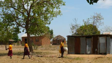 Sanitation in Arua, Uganda