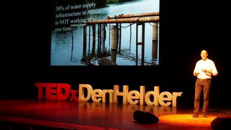 Tedx Denhelder _Patrick Moriarty