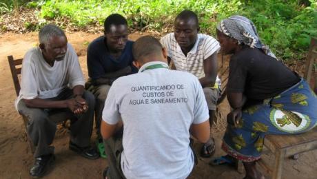 WASHCost Mozambique. Jeske Verhoeven