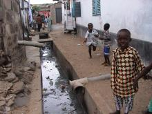 Urban water management in Accra