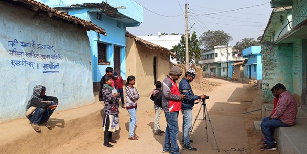 Enhancing the storytelling skills of adolescents in Jharkhand